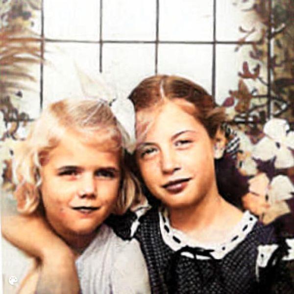 cousins-colorized